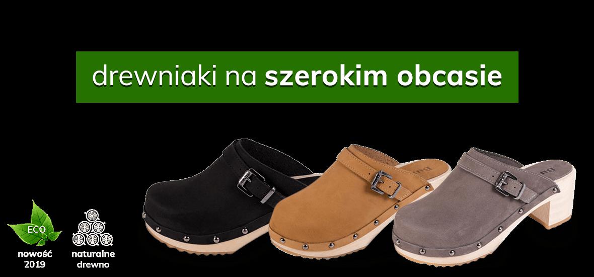 cc11d287dade7 Obuwie medyczne, drewniaki damskie i męskie, buty zdrowotne - Sklep Buxa